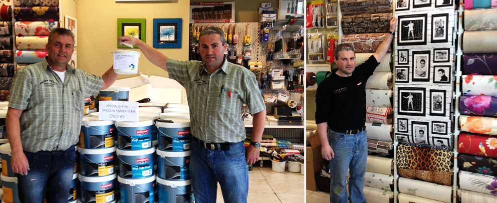 Terry Kelly Wallpaper Paints Paint Store Shop In